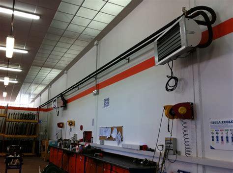 riscaldamento per capannoni foto riscaldamento capannone di paolo mutti 43850