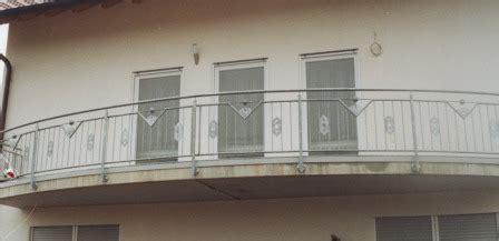 metallgel nder balkon gel 228 nder balkongel 228 nder verzinkt und rund gebogen als