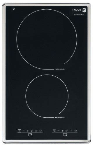 fagor cooktop reviews fagor ifa30al 12 inch induction cooktop with stainless