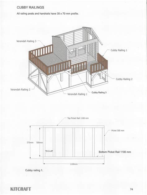 plans for a cubby house cubbyhouse kits diy handyman cubby house on ground cubbys