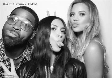 khloe kardashian on kim kardashians baby hes so kim kardashian unfollows tristan thompson on instagram