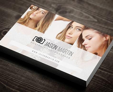 Visitenkarten Hochformat by Photography Business Card Templates Design Graphic