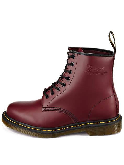 marsell mens boots dr martens 8 eyelet mens boots cherry in for