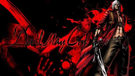 wallpaper anime devil may cry devil may cry backgrounds wallpaper cave