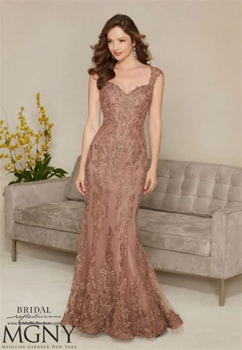 mgny evening dress  gown collection bridal reflections