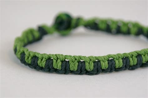 Hemp String Patterns - friendship bracelets easy diy macrame tutorial