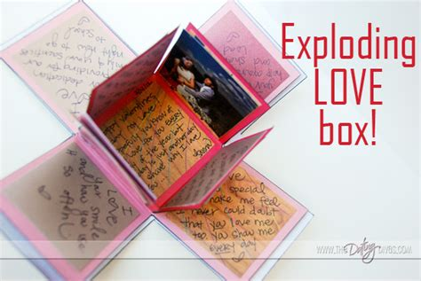 how to make an exploding box card exploding box gift an easy diy craft tutorial