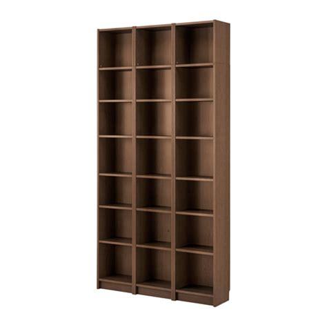 billy bookcase billy bookcase brown ash veneer ikea