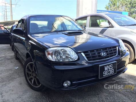2006 hyundai accent for sale in malaysia for rm7 600 mymotor hyundai accent 2006 rx s 1 5 in kuala lumpur automatic sedan black for rm 9 900 3555462