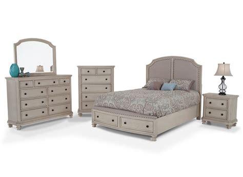 euro cottage  piece queen bedroom set king bedroom sets