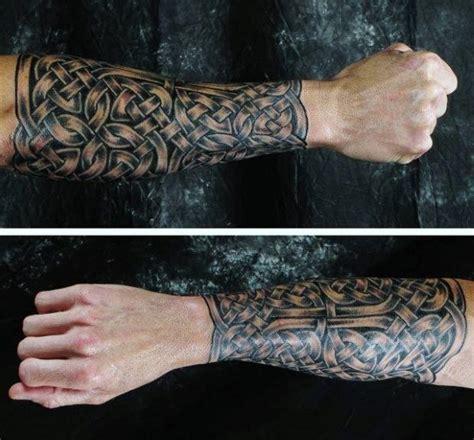 celtic inner arm tattoo design for men tattoomagz 100 celtic knot tattoos for interwoven design ideas