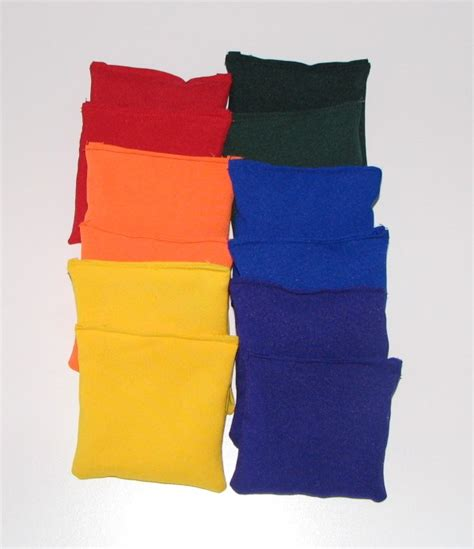 Bean Bags 4 Inch Bean Bag Shapes Squares And Textured Paw Creek