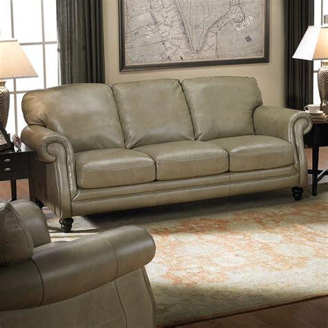 Oregon Sectional by Oregon Sofa Leather Natuzzi Haynes Living Rooms