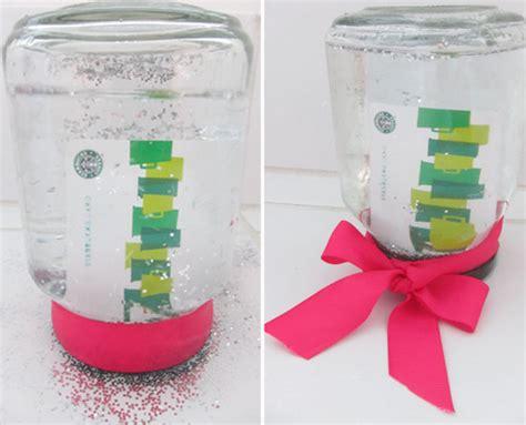 Best Diy Gifts - gift card snow globes popsugar smart living