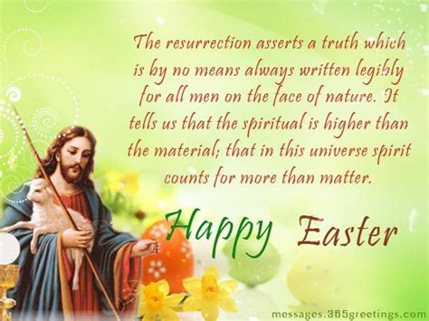 the message of easter easter wishes greetings 365greetings
