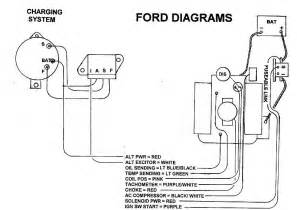 ford external voltage regulator wiring diagram website of harigait