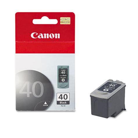 Tinta Canon Pg 40 Original canon pg 40 black ink cartridge