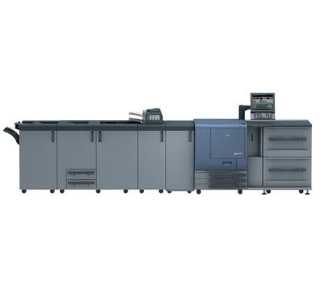 Printer A3 Konica a3 printer konica minolta bizhub press c70hc well