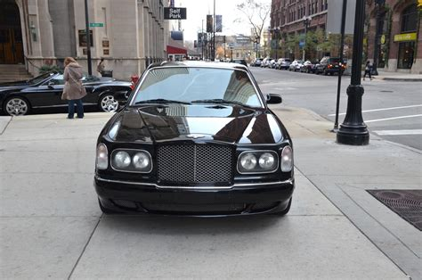 2001 bentley arnage label 2001 bentley arnage label stock gc764ab for sale
