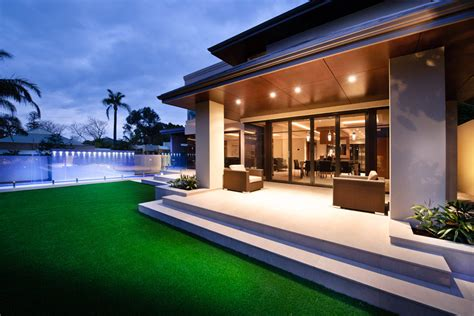 contemporary house in perth with multi million dollar