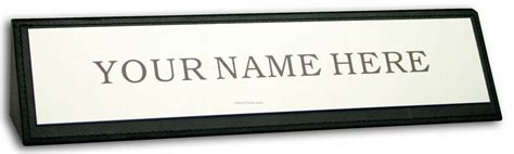 Office Name Plates by Office Name Plate Designs Studio Design Gallery