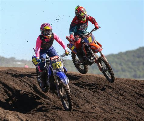 australian motocross maddy brown women s australian motocross ch mcnews