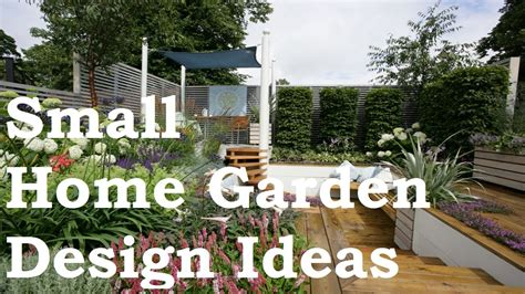 home design ideas decorating gardening small home garden design ideas youtube