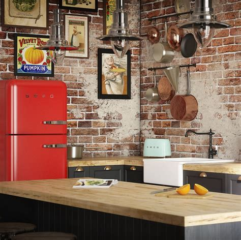 Cucine Stile Industriale Vintage by Cucine Stile Industriale Vintage