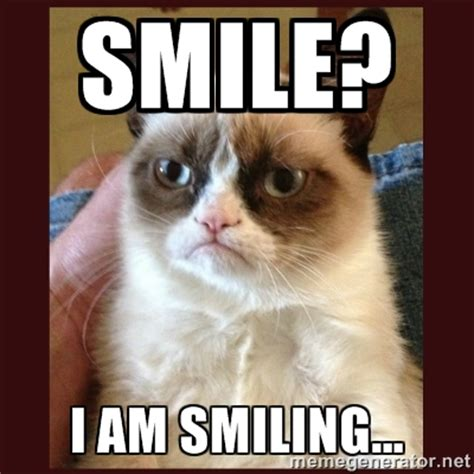 Smiling Cat Meme - smile memes image memes at relatably com