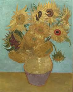 Vase With Twelve Sunflowers Art History News The Sunflowers Vincent Van Gogh
