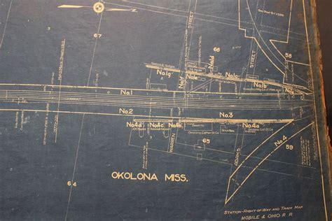 Okolona Post Office by Mississippi Rails