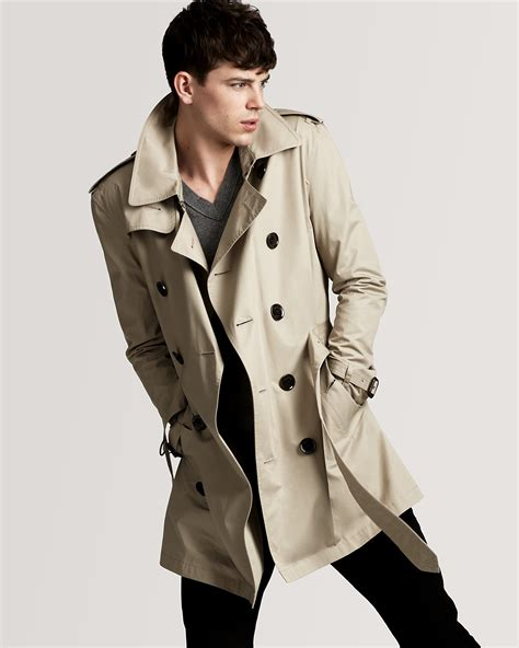 Kings Home Decor by Burberry Brit Quot Britton Quot Trench Coat Bloomingdale S