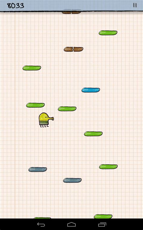 jump for free on android doodle jump for android 2018 free