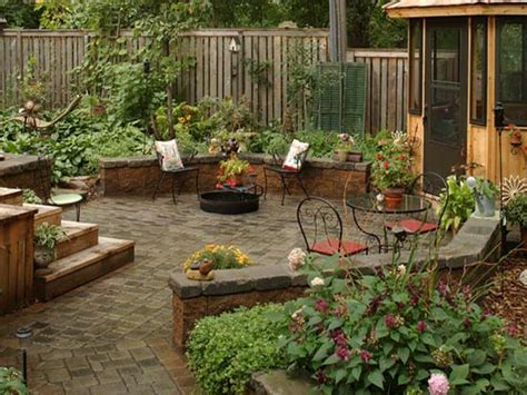 Garden Patio Design 31 Amazing Design Ideas For A Small Outdoor Space