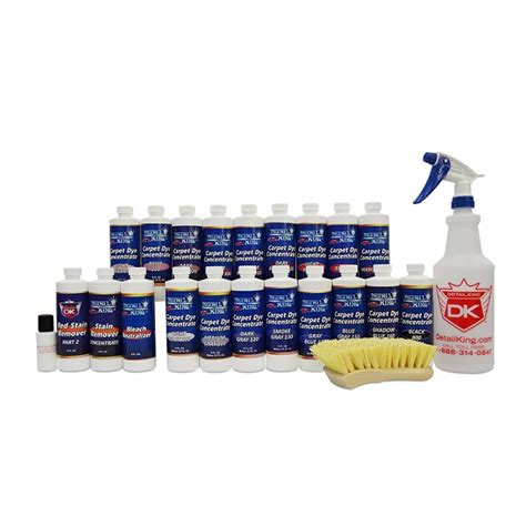 Rug Dye Kits by Auto Carpet Dye Kit