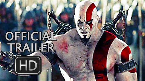 god of war film smotret online god of war the movie official trailer 2019 cronos l r