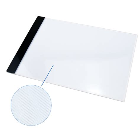 Drafting Table Pad Led A4 Stencil Board Light Box Tracing Drawing Table Adjustable Base Pad Ebay
