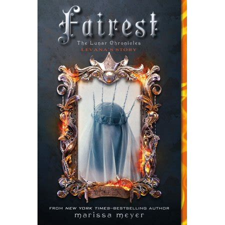 Fairest The Lunar Chronicles fairest the lunar chronicles levana s story walmart