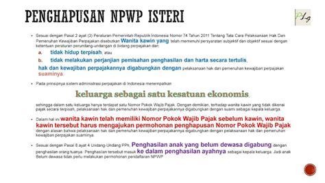 membuat npwp bogor contoh surat permohonan penghapusan npwp orang pribadi