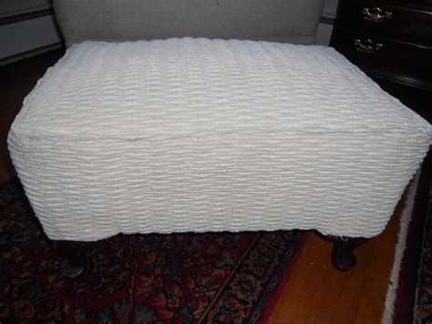 custom made ottomans hand made ottoman slipcover by green mountain boho