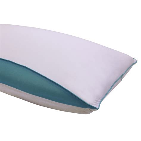 Rest Memory Foam Pillow by Rest Collection 300 Series Hybrid Memory Foam Pillow Rem Fit Bedding Touch Of Modern