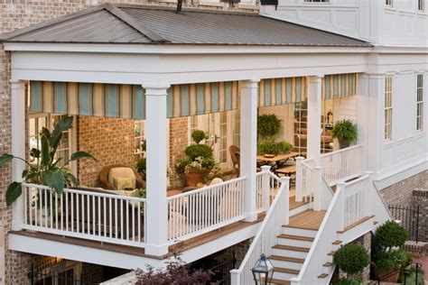 back porch design plans 15 charming porches hgtv