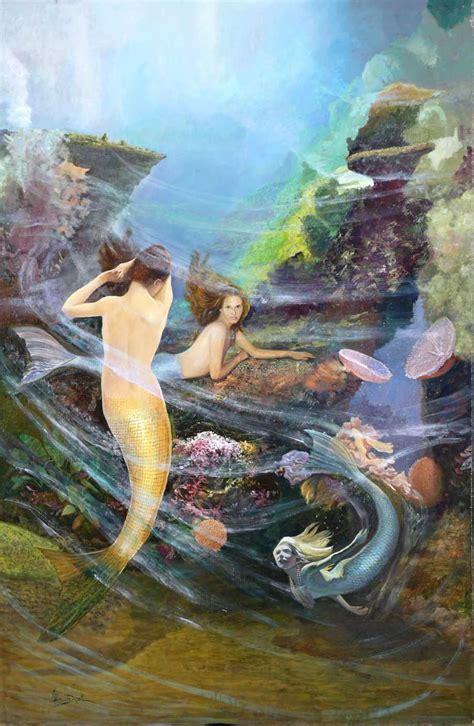 imagenes no realistas de artes realismo onirico alberto duvall pintor de arte internacional