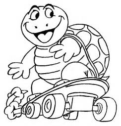 kid coloring pages turtle coloring pages free printable pictures coloring