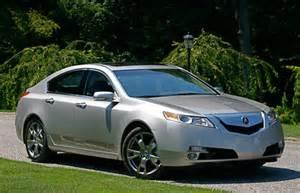 09 Acura Tl 2009 Acura Tl Car Report