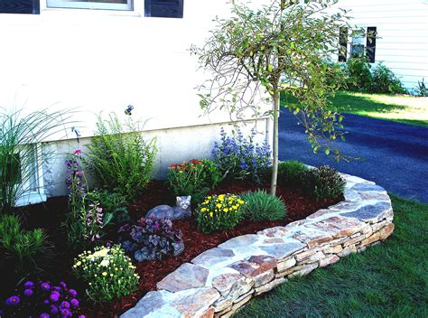 garden flower beds landscaping gardening ideas goodhomez com