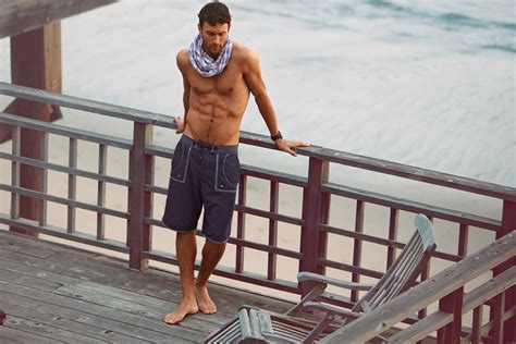 bell cullo noah mills for calzedonia