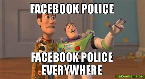 How To Use Memes On Facebook - police memes facebook image memes at relatably com