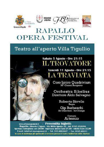 mantovani rapallo rapallo lirica sponsorizzata dalla fondazione pavarotti