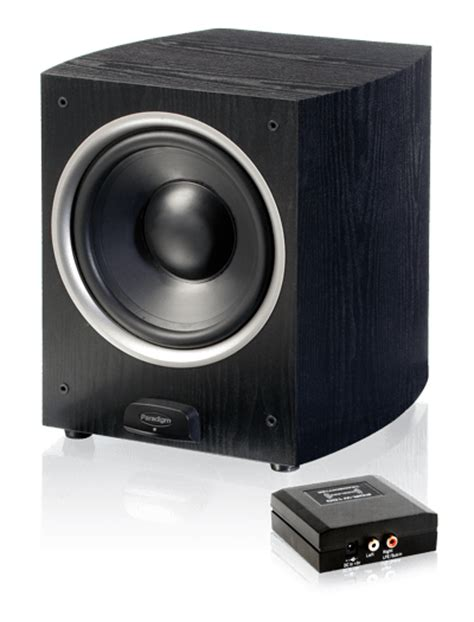 paradigm pdr w paradigm 174 subwoofer pdr w100 overview